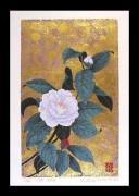 SUGIURA KAZUTOSHI:  Camellia No. 16