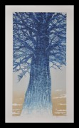 NAMIKI HAJIME:  Tree Scene 94B
