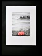 KURODA SHIGEKI:  Red Umbrella