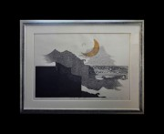 IWAMI REIKA:  New Moon and Sea B