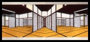 SHIOMI NANA:  Mirror Room in Katsura