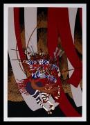 TAKEDA HIDEO:  Genpei No.1 - Strong Bow of Minamoto Tametomo