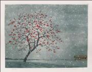 TANAKA RYOHEI:  Persimmon and Snow