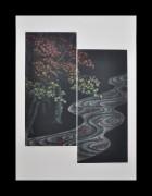 Hamanishi Katsunori: Gradation Leaves