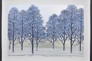 NAMIKI HAJIME: Tree Scene 115
