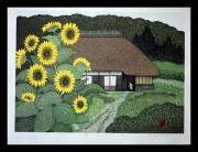 OHTSU KAZUYUKI: Summer Sunflower