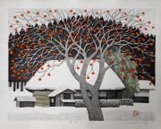 Ohtsu Kazuyuki: The Persimmons Prevail