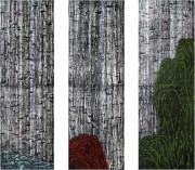 SHIOMI NANA: Eternal Fall (triptych)