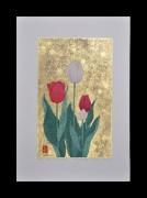 SUGIURA KAZUTOSHI: Tulip No. 3