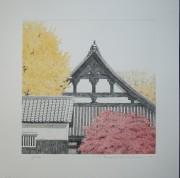 Tanaka Ryohei: Autumn Temple