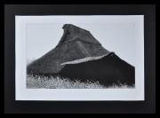 TANAKA RYOHEI: Warayane (Thatched Roof) No.24 - Rare Print